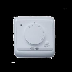 Mechanický manuálny termostat