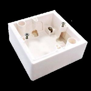 Nadomietková krabica pre M6, M9 a manuálny termostat.