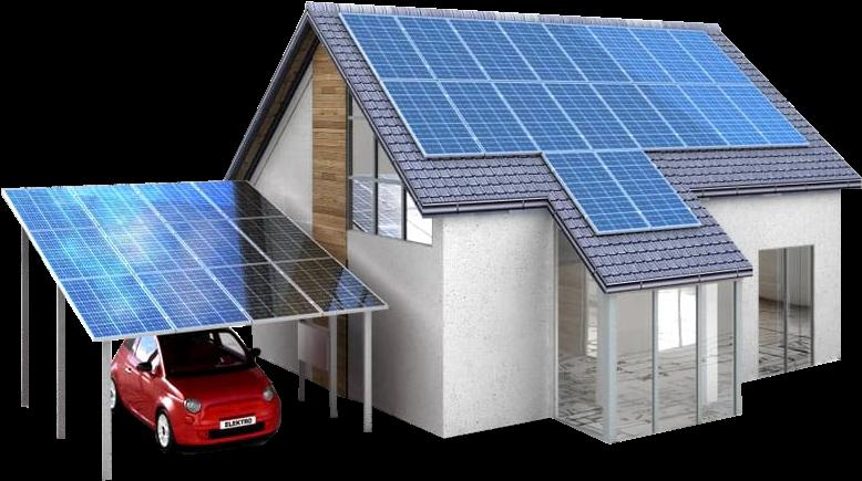Montovanie solárnych panelov