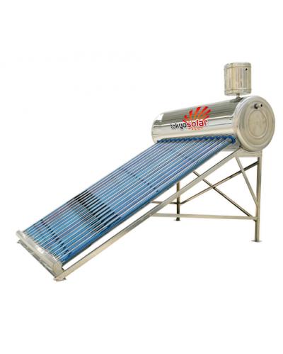 Solárny kolektor na ohrev vody beztlakový systém