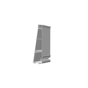 S:FLEX Zadná konzola