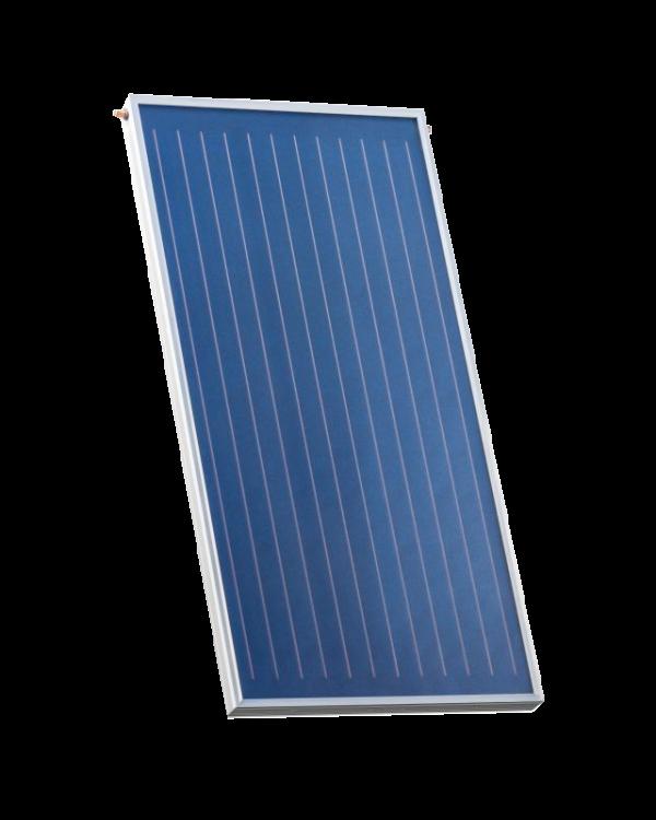 plochý solárny kolektor