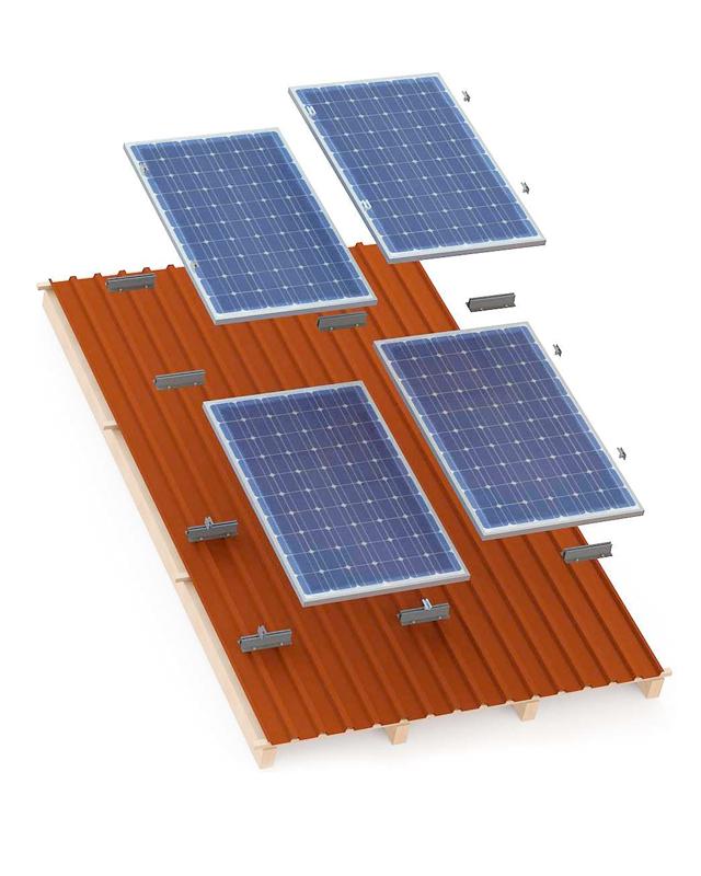 profiness nosne konstrukcie pre solarne systemy