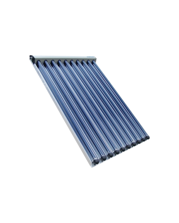 vákuový solárny kolektor na ohrev vody