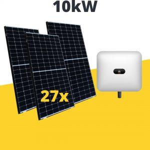 10kW solárny systém na dom, solárne panely na dom